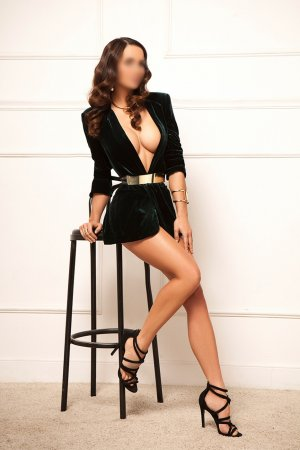 Melodine vip outcall escorts in North Fair Oaks